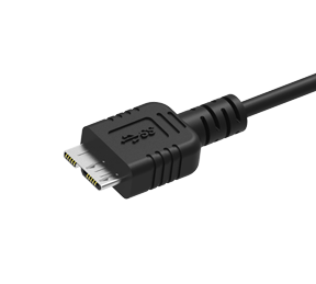 slim usb cables
