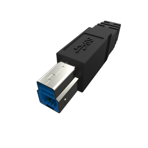 USB 3.0 B Male (US2-B)
