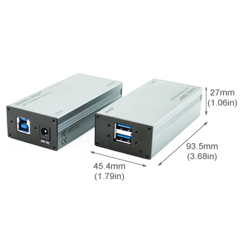 FireNEX-5000H USB 3.0 Optical Repeater
