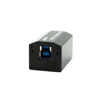 FireNEX-uLINK-DS USB 3.0 B port side