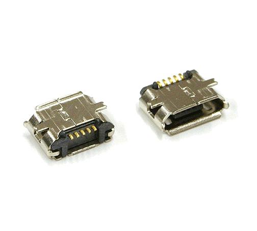Micro B Usb Connectoron Micro Usb Connector Pinout