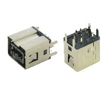 1394 FireWire 9 Pin Receptacle